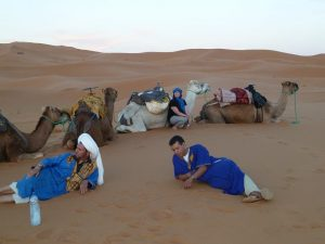 merzouga desert excursion